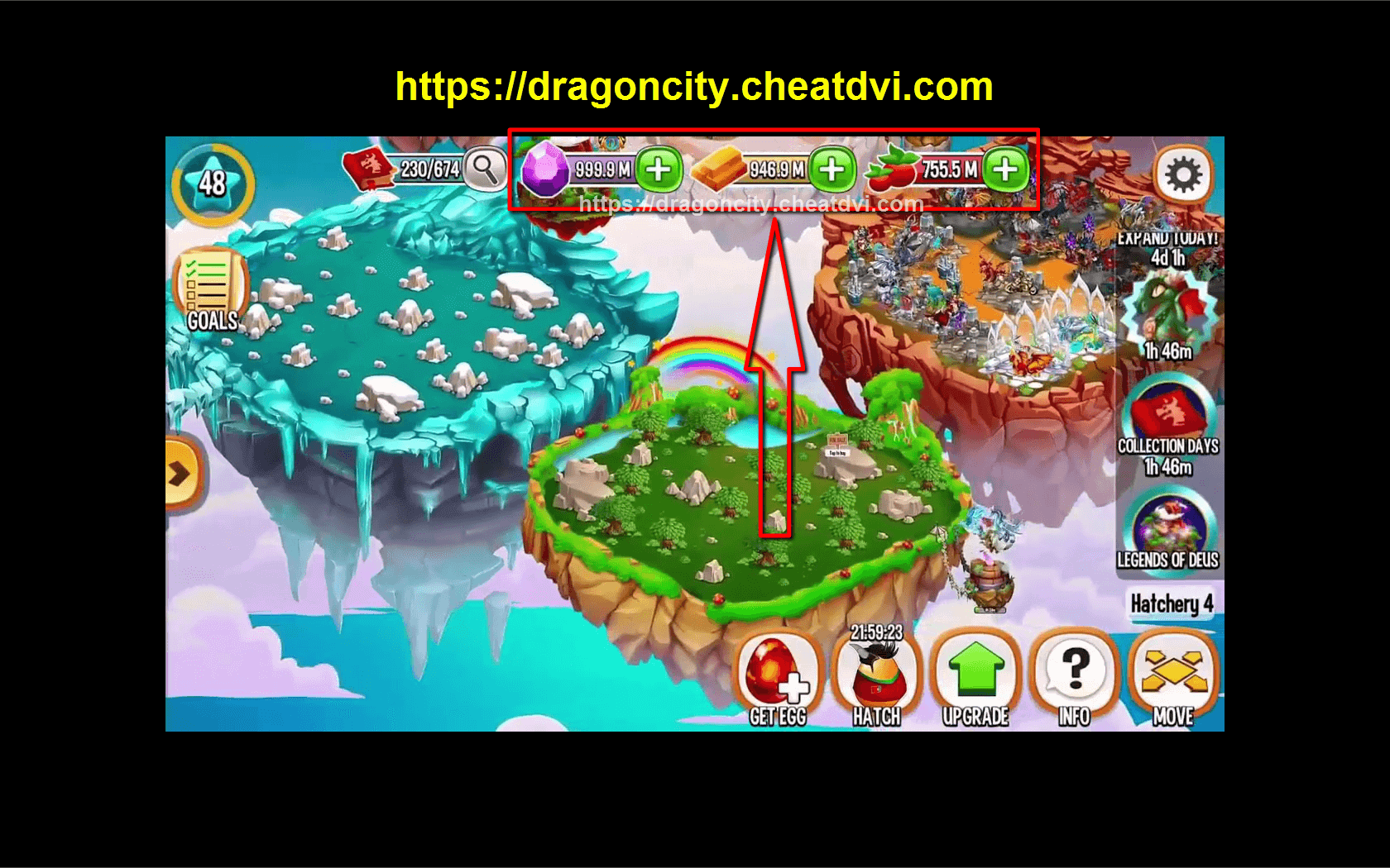 dragon city hack cheats free gems gold and food